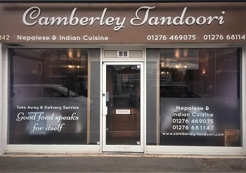 Indian Restaurant Camberley