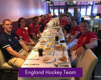 England Hockey Team