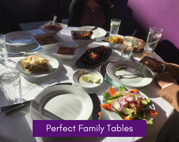 Perfect Family Tables